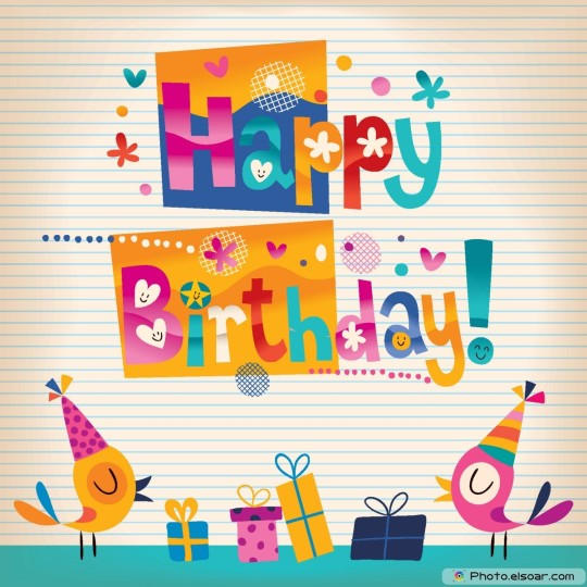 Creative Birthday E-Card With Best Wishes Of Birthday