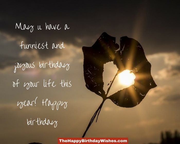Happy Birthday Message Simple ~ Elegant b'day saying quotes for a fun filled day nicewishes