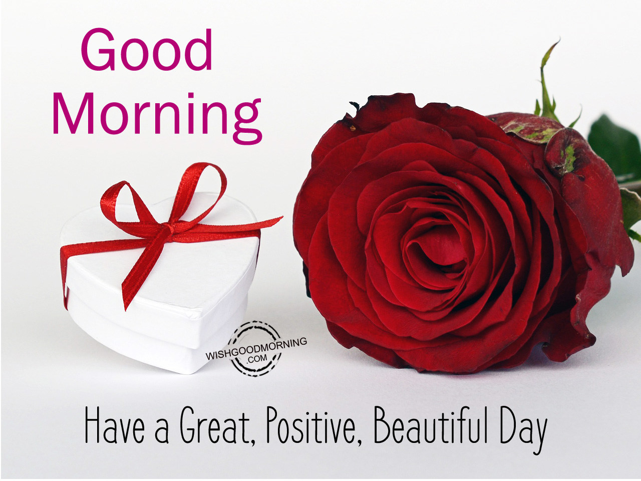 Good Morning Greetings And Wishes For A Great And Positive Day