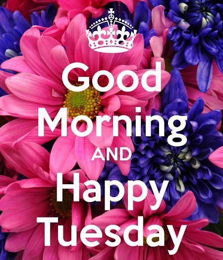 Good Morning Images For Happy Tuesday