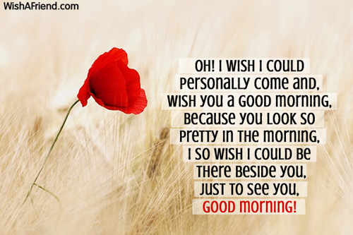 Draw inspiration good morning messages for girlfriend nicewishes good morning messages for girlfriend m4hsunfo