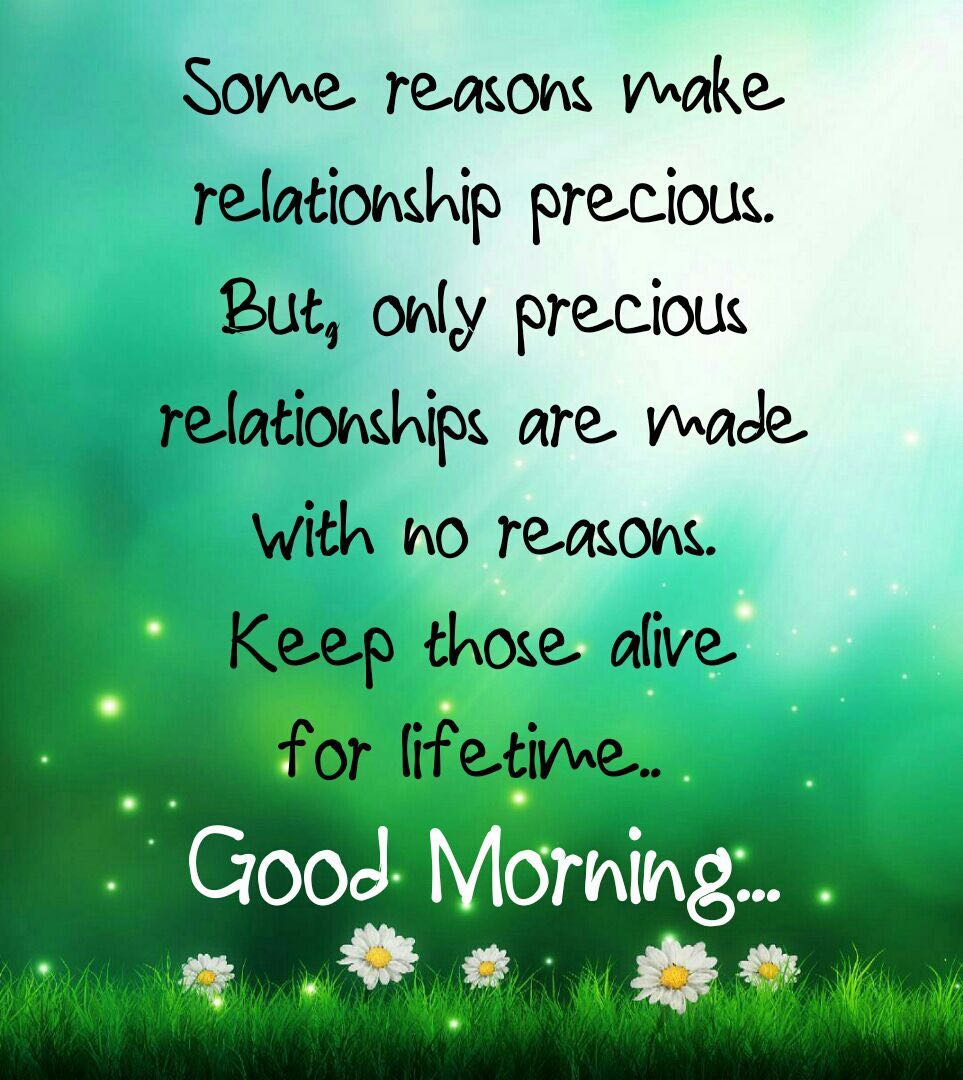 Good Morning Sayings And Quotes For People In Relationship