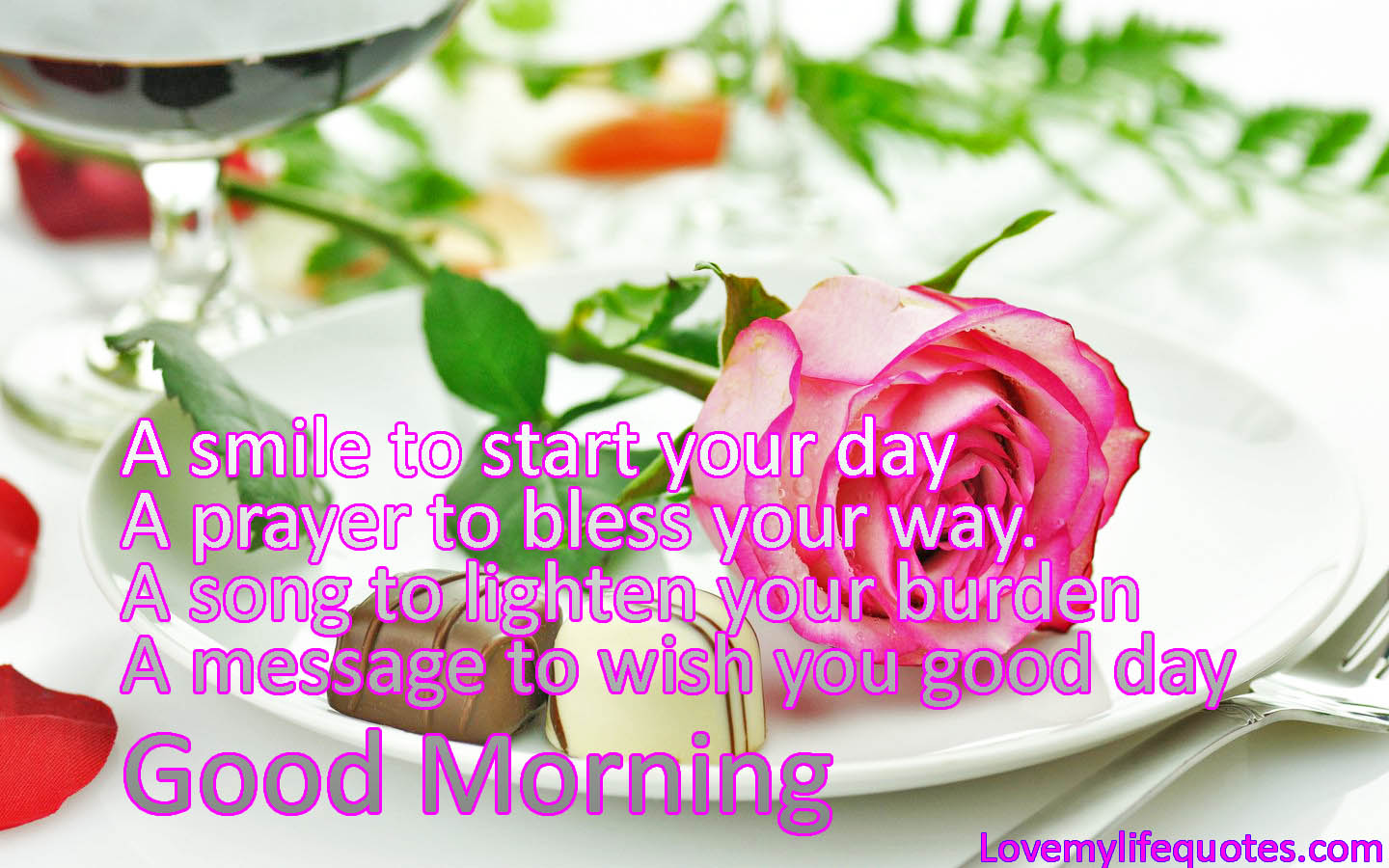 Dazzling Good Morning Wishes With Greetings For Him Nicewishes