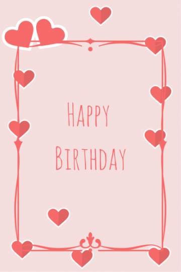 Heart Touching Birthday E-Card For Special One