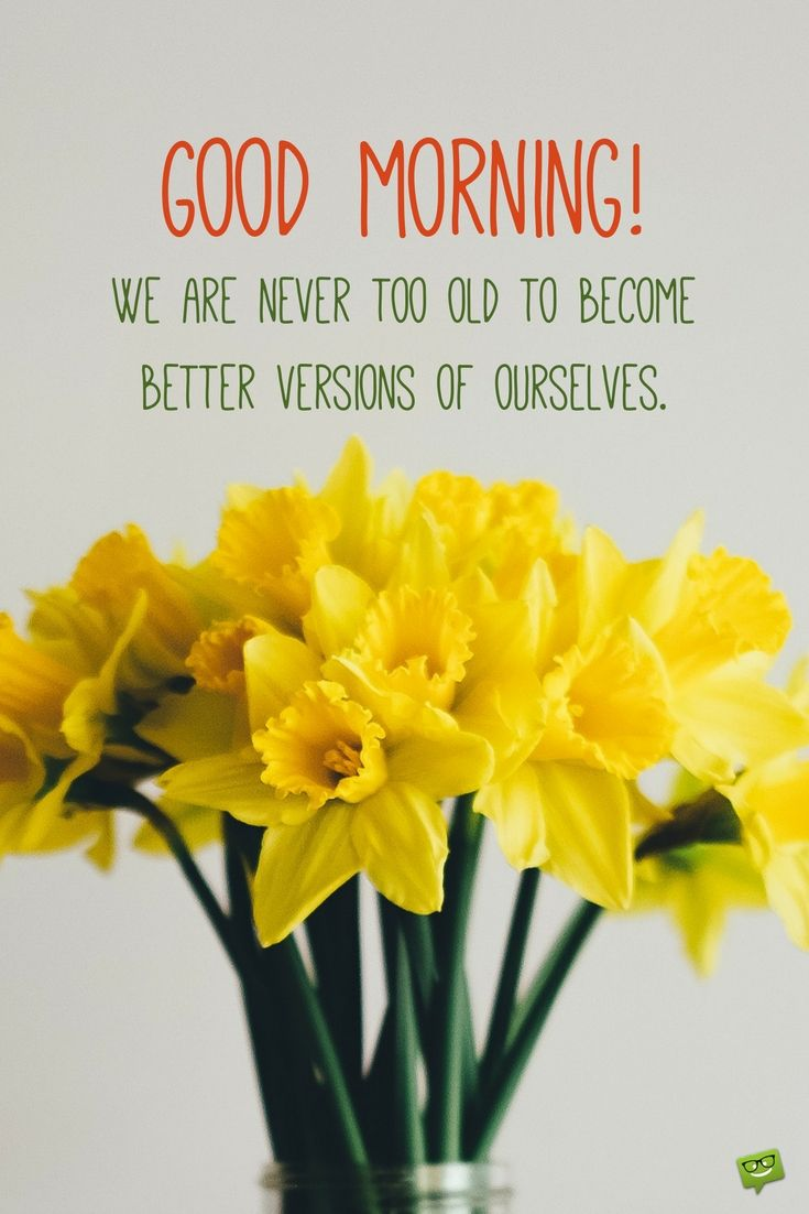Inspirational Greeting With Good Morning For Facebook Nicewishes
