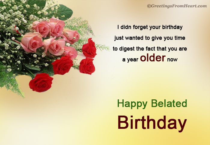 Belated Birthday Wishes For Brother In Law ~ Search results awesome nicewishes