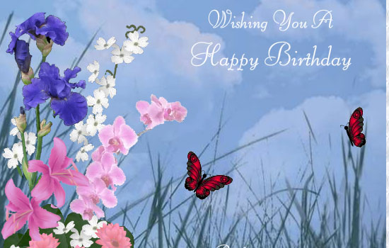 Majestic Birthday Picture With Best Wishes Nicewishes Happy Birthday Wishes Butterfly