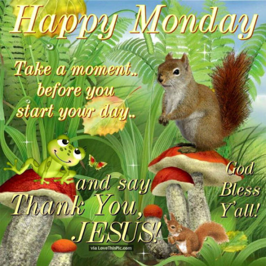 Monday Morning Wishes With Blessings