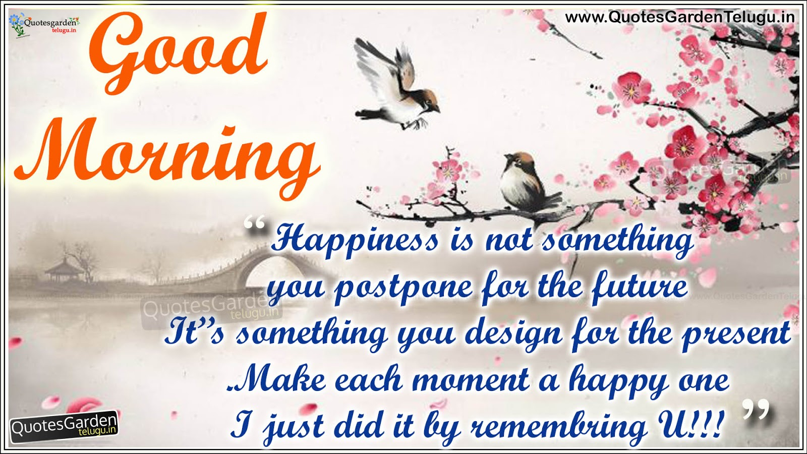 New Good Morning Status Quotes Hd Wallpapers