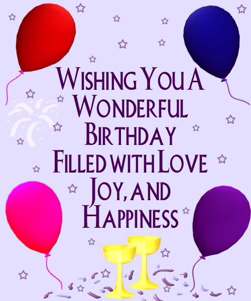 Outstanding Birthday Wishes With Lots Of Smiles On You Face Wishing You A Happy Birthday Quotes