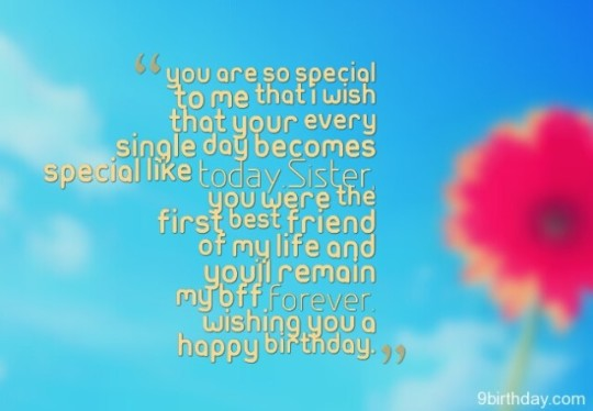 Special Birthday Wishes With Greetings
