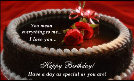 Superb Birthday Wishes With Love Forever
