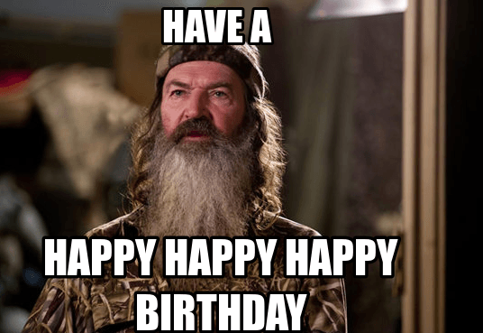 Wonderful Birthday Meme With Heartfelt Greetings