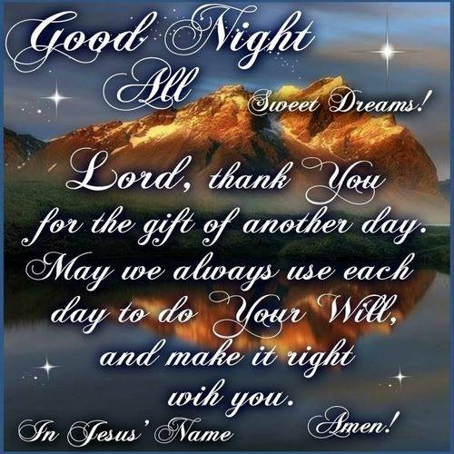 Adorable Good Night Wishes