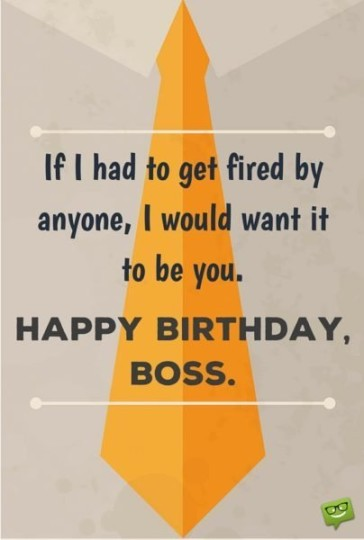 Amazing Card For Birthday Of My Boss
