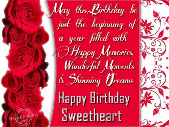 Awesome Birthday Wishes E-Card For Boyfriend _54swg4d7s