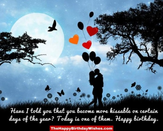 Awesome Birthday Wishes Greetings E-Cards For Love Of My Life (15)