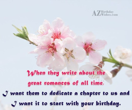 Awesome Birthday Wishes Greetings E-Cards For Love Of My Life (27)
