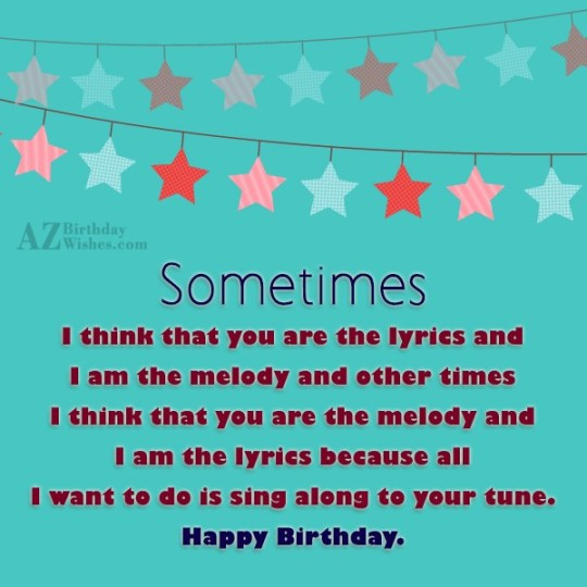 Awesome Birthday Wishes Greetings E-Cards For Love Of My Life (30)