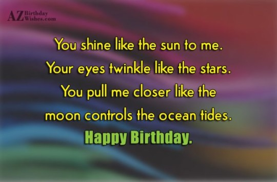 Awesome Birthday Wishes Greetings E-Cards For Love  Of My Life (37)