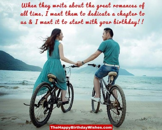 Awesome Birthday Wishes Greetings E-Cards For Love Of My Life (4)