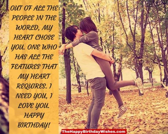 Awesome Birthday Wishes Greetings E-Cards For Love Of My Life (7)