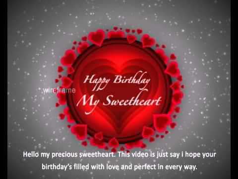Awesome Images For Birthday Wishes With Sayings E-Card For My Life