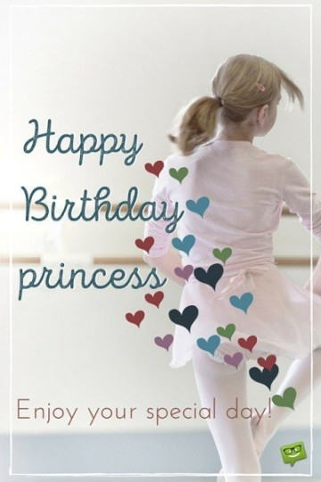 Beautiful Birthday Wishes With Wonderful Dance For My Daughter