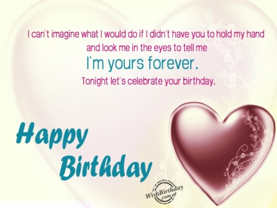 Beloved Images For Birthday Wishes With Sayings E-Card For My Life