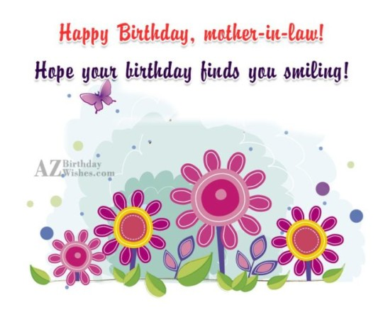 Best Birthday Wishes With Greeting E-Card For MY Mother In Law 962 (28)