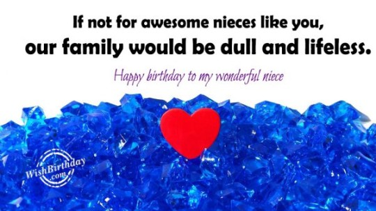 Best Card Birthday Wishes Birthday E-Card Greeting For Niece 121s