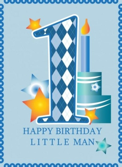 Best E-Card Happy 1st Birthday Wishes -7s