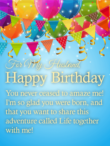 Birthday wishes for husband ecards images page 20 best ever husband birthday greetings with dreams love 1 m4hsunfo