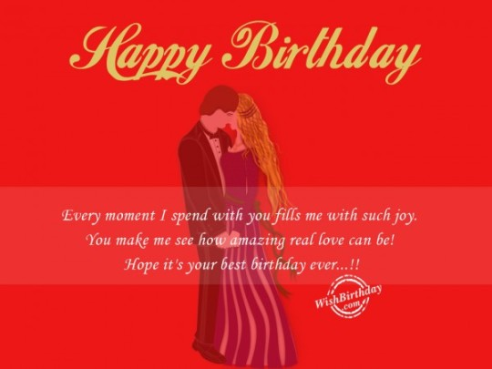 Best Ever Images For Birthday Wishes With Sayings E-Card For My Love 7S9sh