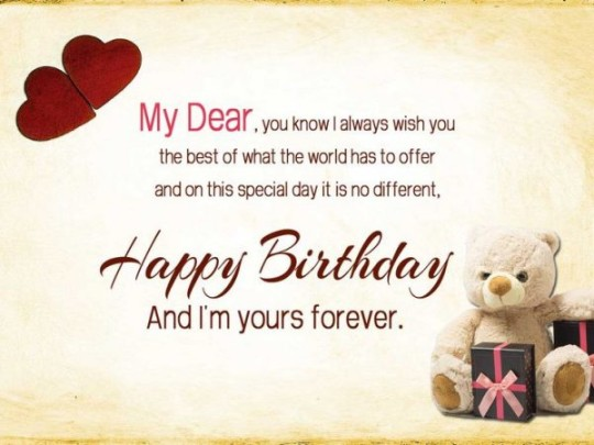 Best Wishes Lover Greeting E-Card 52 (33)