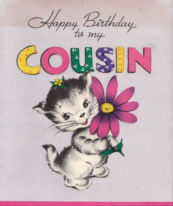 Bewitching Birthday Greeting E Card For Radiant Cousin 2