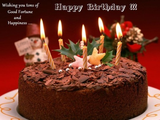 Bewitching Birthday Wishes E-Card With Greetings Image 7s