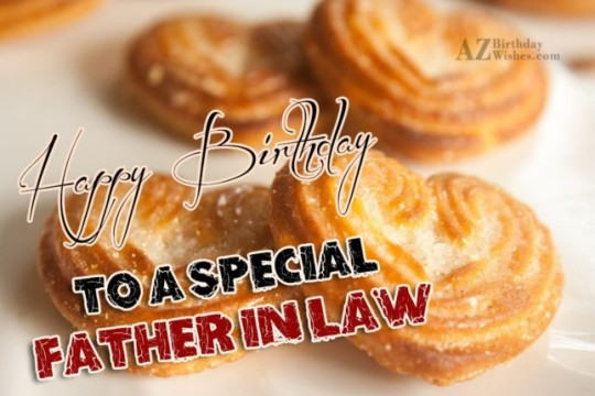 Bewitching Father In Law Birthday Wishes Greeting E-Card 7s