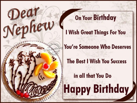 Birthday Greeting Card For Best Nephew_E-Card_156jf4jf6uri7s