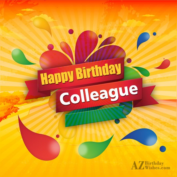 Brilliant Birthday Wishes Greetings E Card For Best Employee