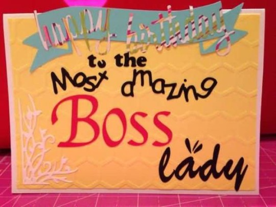 Charming Card For Birthday Wishes With Sayings E-Card For My Boss E7