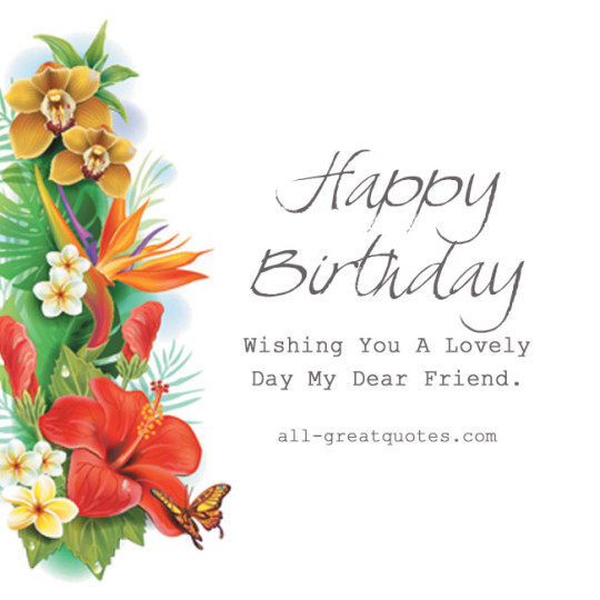 Creative Friend Birthday Wishes E-Card 7s