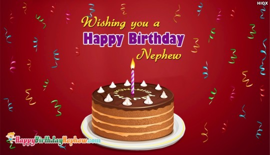 Delightful Brilliant Birthday Greeting Card For Best Nephew_E-Card_156jf4jf6uri7s