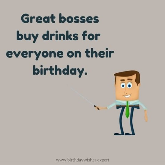 Ever Best Images For Birthday Wishes With Sayings E-Card For My Boss E7