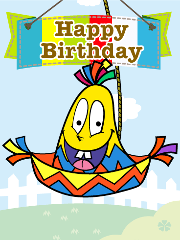Fabulous Birthday Wishes With Comical Image 5s