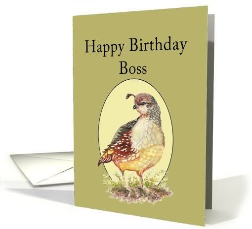 Fabulous Card Images For Birthday Wishes With Sayings E-Card For My Boss E7