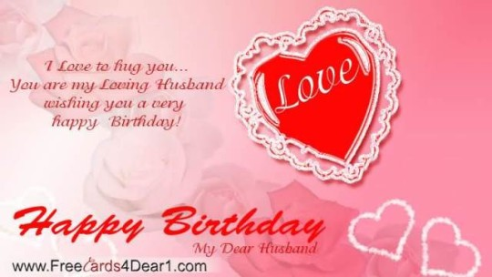 Fabulous Dreams Of Love E-Card For Greetings Husband (16)