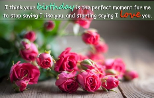Flowers Images For Birthday Wishes With Sayings E-Card For My Life