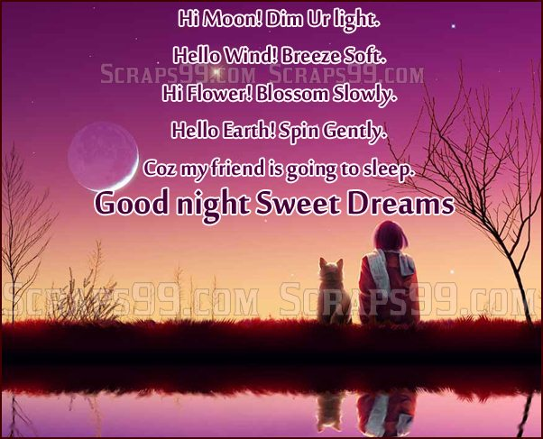 Good night wishes with sayings for her with love nicewishes good night wishes for her with love altavistaventures Images