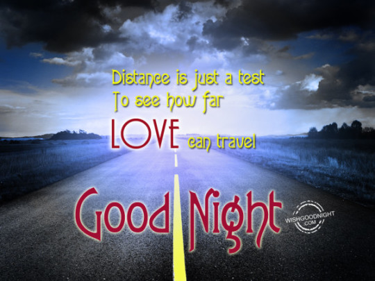 Good Night Wishes With Love (2)